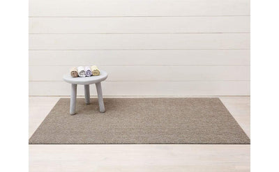 Chilewich, Heathered Shag, Doormat - multiple colors, Pebble- Placewares