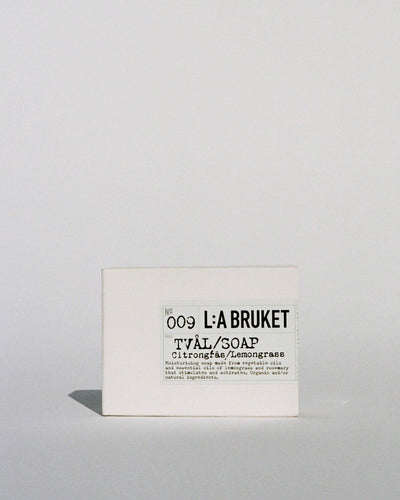 L:A Bruket, Rope Soap - Lemongrass, - Placewares