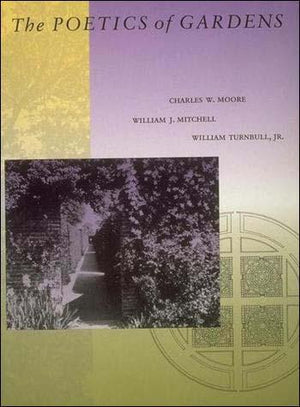 Vintage @ Placewares, The Poetics of Gardens - First Edition, - Placewares