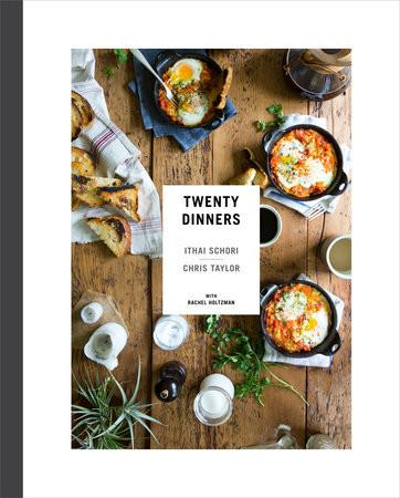 Chronicle Books, Twenty Dinners, - Placewares