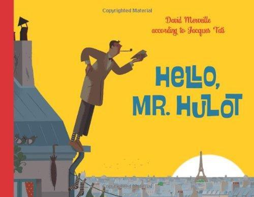 North South Books, Hello, Mr. Hulot, - Placewares