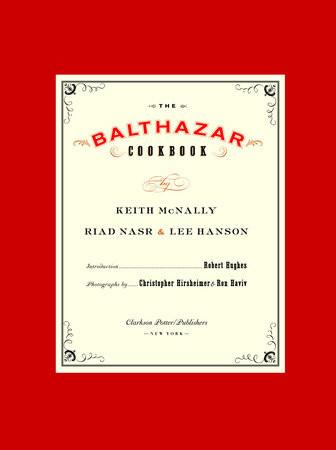 Penguin Random House, The Balthazar Cookbook, - Placewares