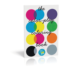 Chronicle Books, MoMA The Color-Play Coloring Book, - Placewares