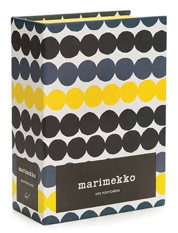Chronicle Books, Marimekko: 100 Postcards, - Placewares