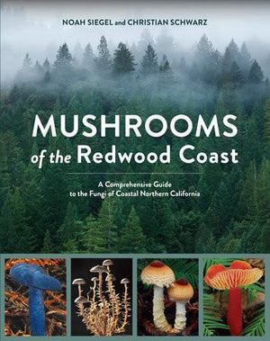 Random House, Mushrooms of the Redwood Coast, - Placewares