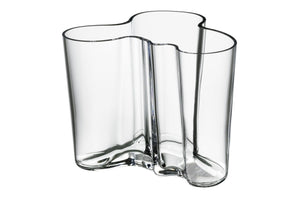 "Iittala, Alvar Aalto Collection 1936 vase - 6.96 x 6.8 x 4.75"", Clear- Placewares"