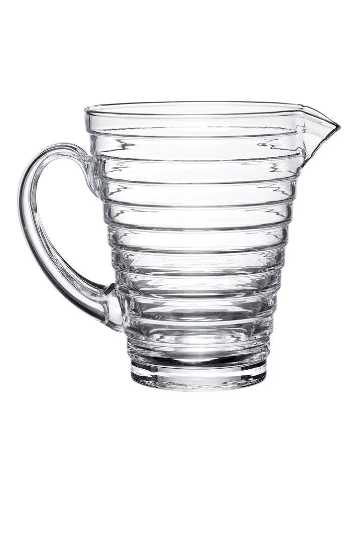 Iittala, Aino Pitcher, Clear- Placewares