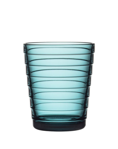 Iittala, Aino Tumbler,  Set of 2, Sea Blue- Placewares