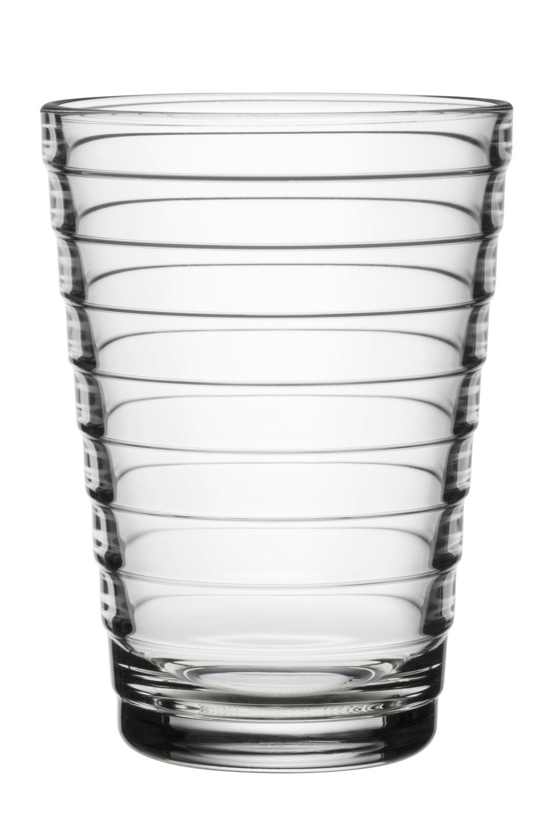 Iittala, Aino Tumbler,  Set of 2, Clear- Placewares