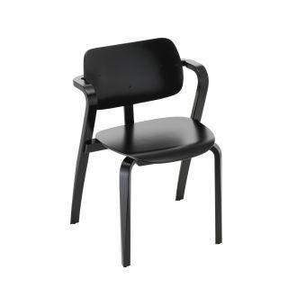 Artek, Aslak Chair, Black lacquered- Placewares