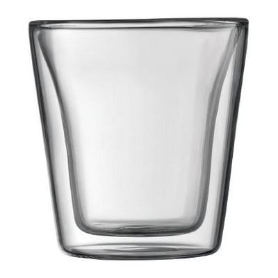 Bodum, Canteen Double Wall Glasses, 6/set, - Placewares