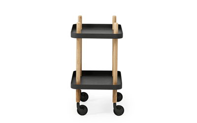 Normann Copenhagen, Block Table - multiple colors, - Placewares