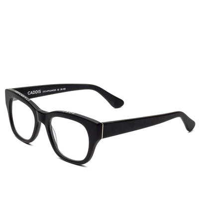Caddis, Miklos Reading Glasses - Matte Black, - Placewares