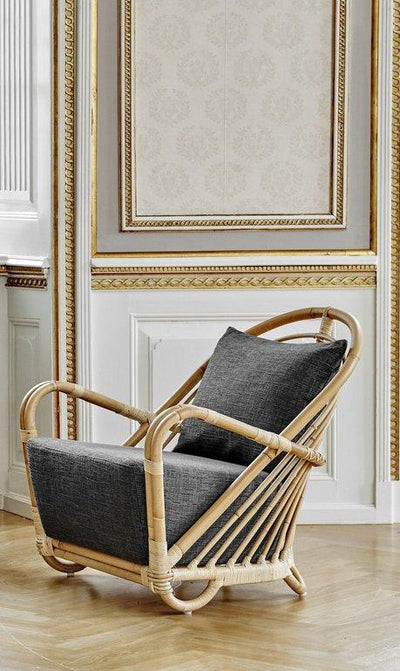Sika, Charlottenborg Lounge Chair, - Placewares