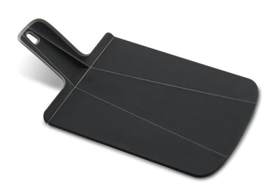 Joseph Joseph, Chop2Pot, Small Folding Cutting Board, Small / Black- Placewares
