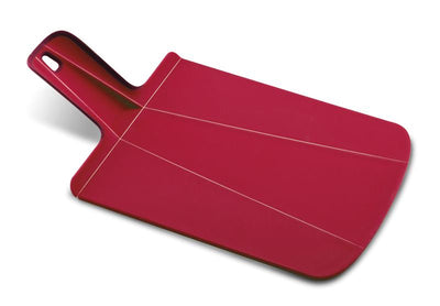 Joseph Joseph, Chop2Pot, Small Folding Cutting Board, Small / Red- Placewares