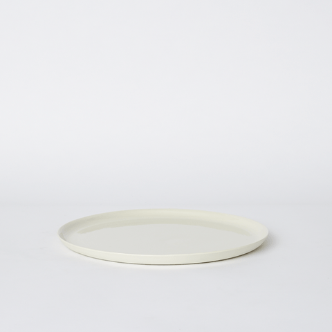 Mud Australia, Dinner Plate, Milk- Placewares