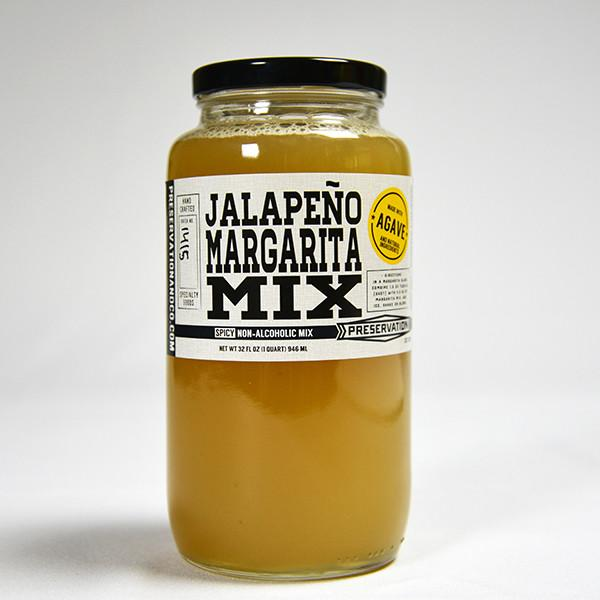 Preservation & Co., Jalapeno Margarita Mix, - Placewares