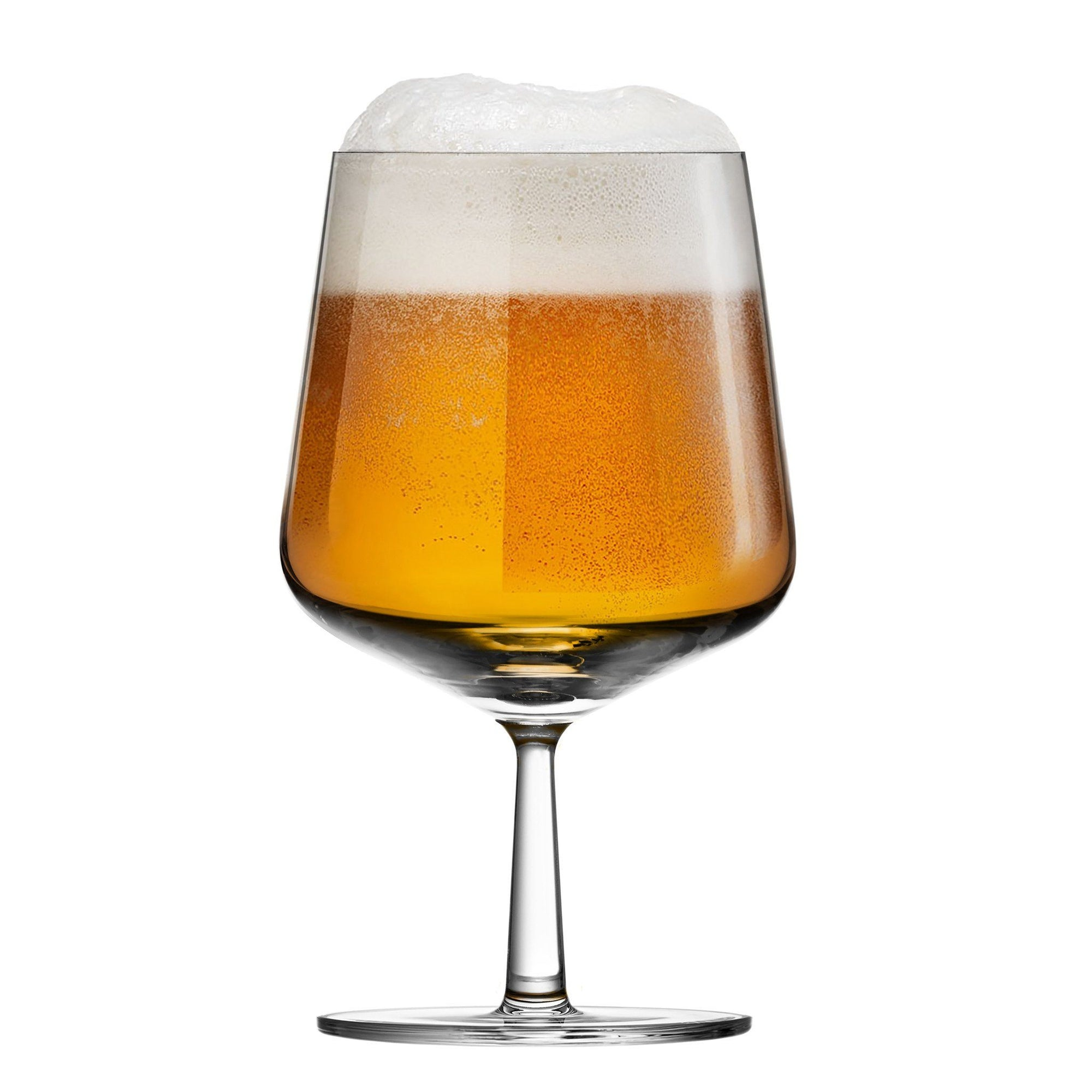 Iittala, Essence Beer Glass, Set of 2- Placewares