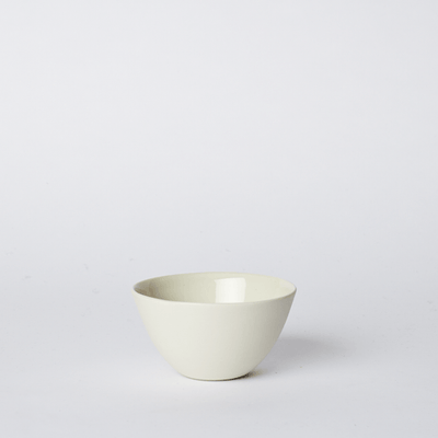 Mud Australia, Flared Bowl, Small, Milk- Placewares