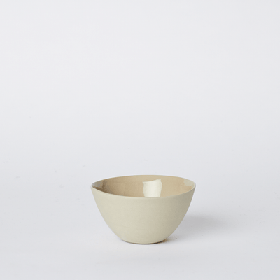 Mud Australia, Flared Bowl, Small, Sand- Placewares