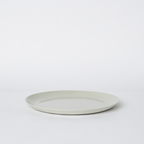 Mud Australia, Flared Plate Dinner, Dust- Placewares