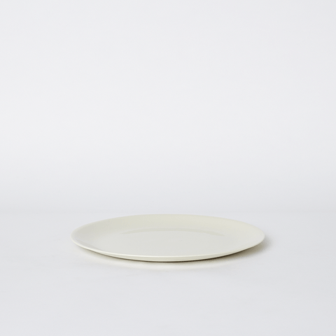 Mud Australia, Flared Plate Small Plate, Ash- Placewares