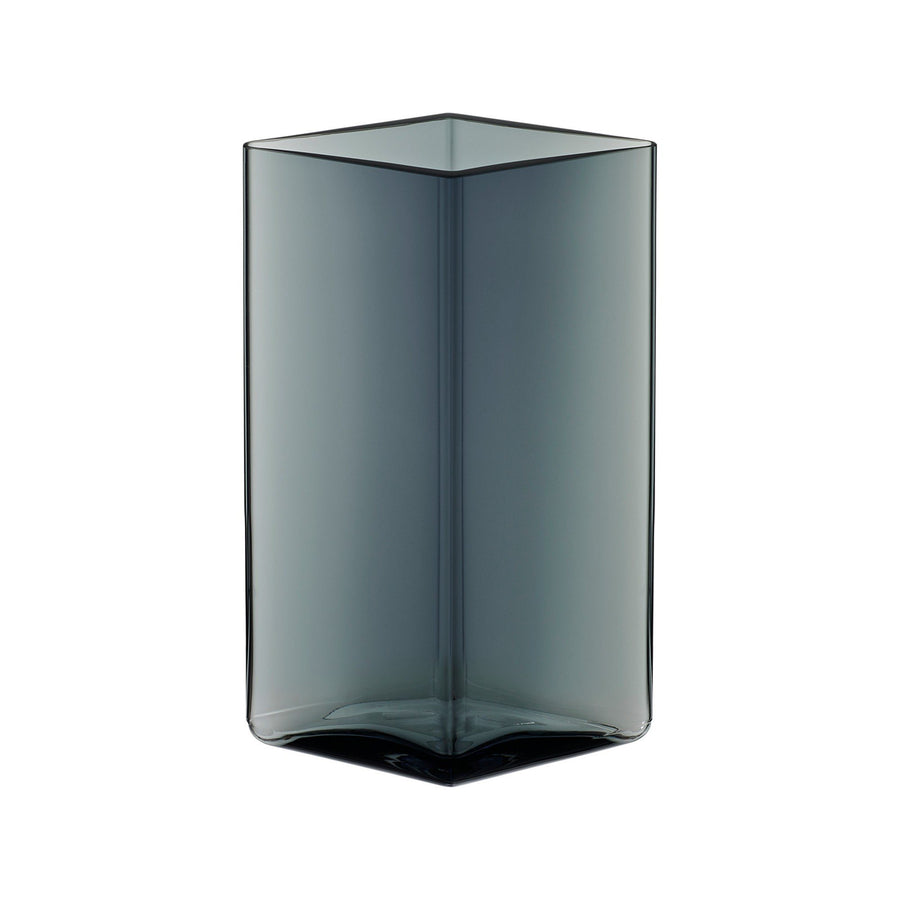 Iittala, Ruutu Vase, 4.5 x 7.25 in - multiple colors, Clear- Placewares