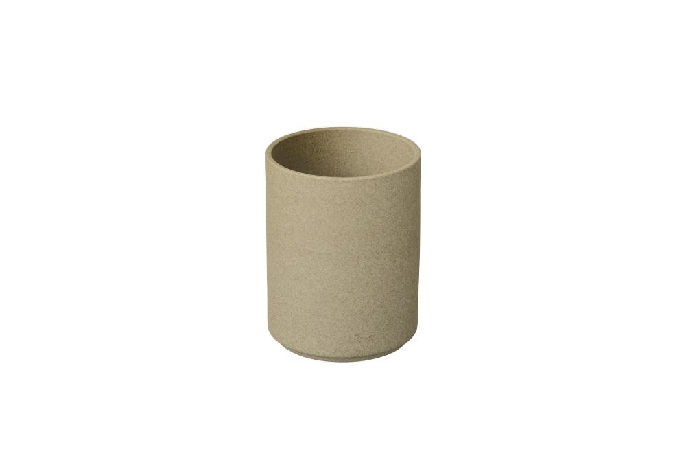 Hasami Porcelain, Planter, Small - Natural, Natural Tan- Placewares