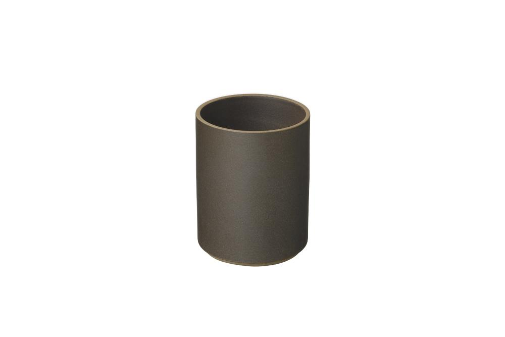Hasami Porcelain, Planter, Small - Black, Black- Placewares