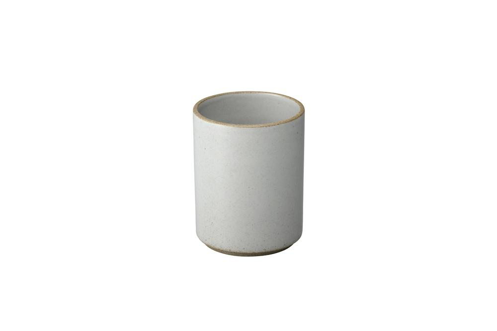 Hasami Porcelain, Container /Tumbler - Gloss Gray, Gloss Gray- Placewares