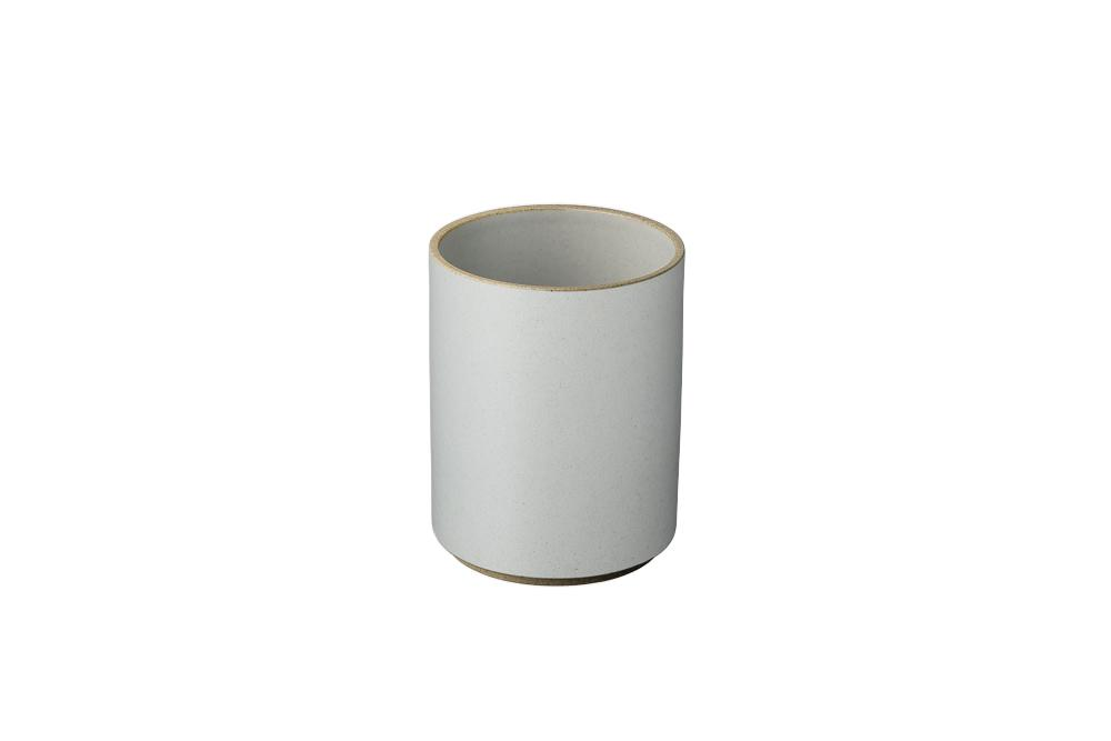 Hasami Porcelain, Planter, Small - Gloss Gray, Gloss Gray- Placewares