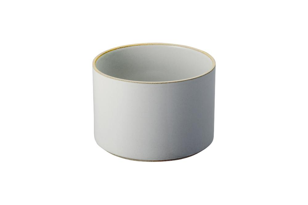 Hasami Porcelain, Planter, Medium - Gloss Gray, Gloss Gray- Placewares