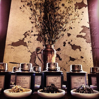Bellocq, NO. 45, The White Wolf white tea, - Placewares