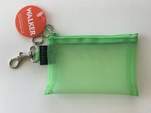 Walker, Walker Color Mesh Hook Case - multiple colors, Green- Placewares