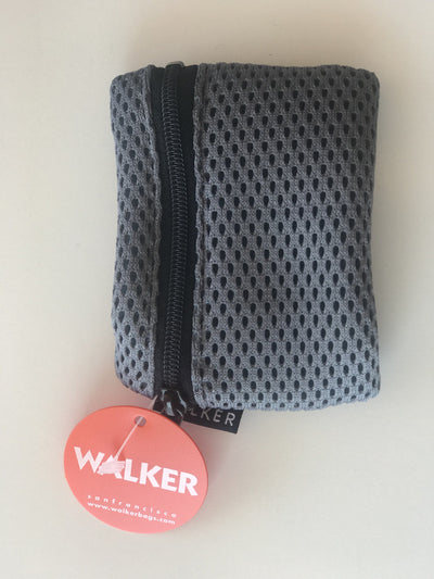Walker, Walker Athletic Mesh Wrist Pouch - multiple colors, - Placewares