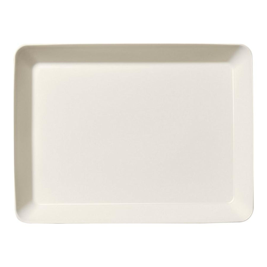 Iittala, Teema Platter Rectangle, White- Placewares