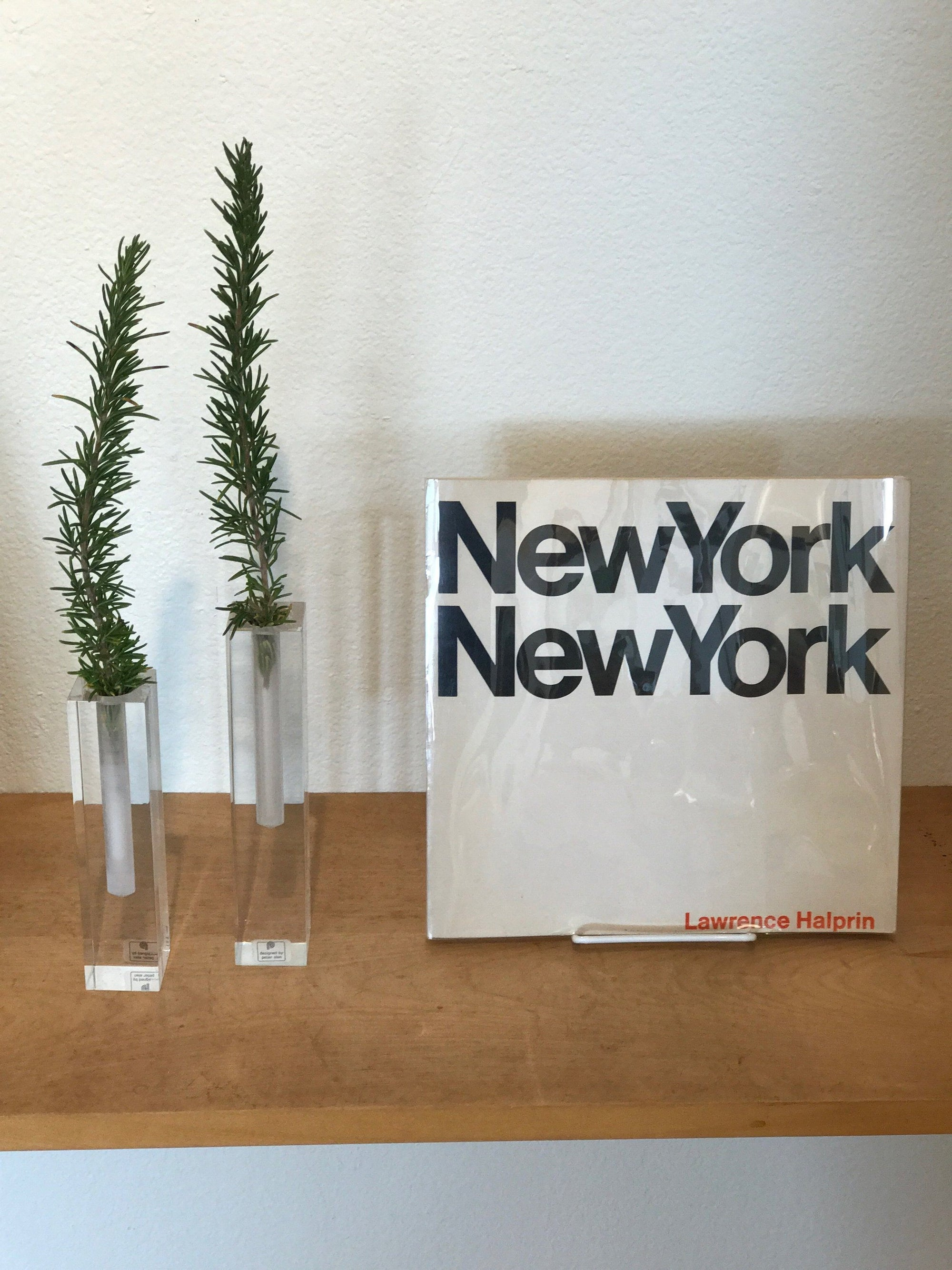 Vintage @ Placewares, New York New York by Lawrence Halprin, - Placewares
