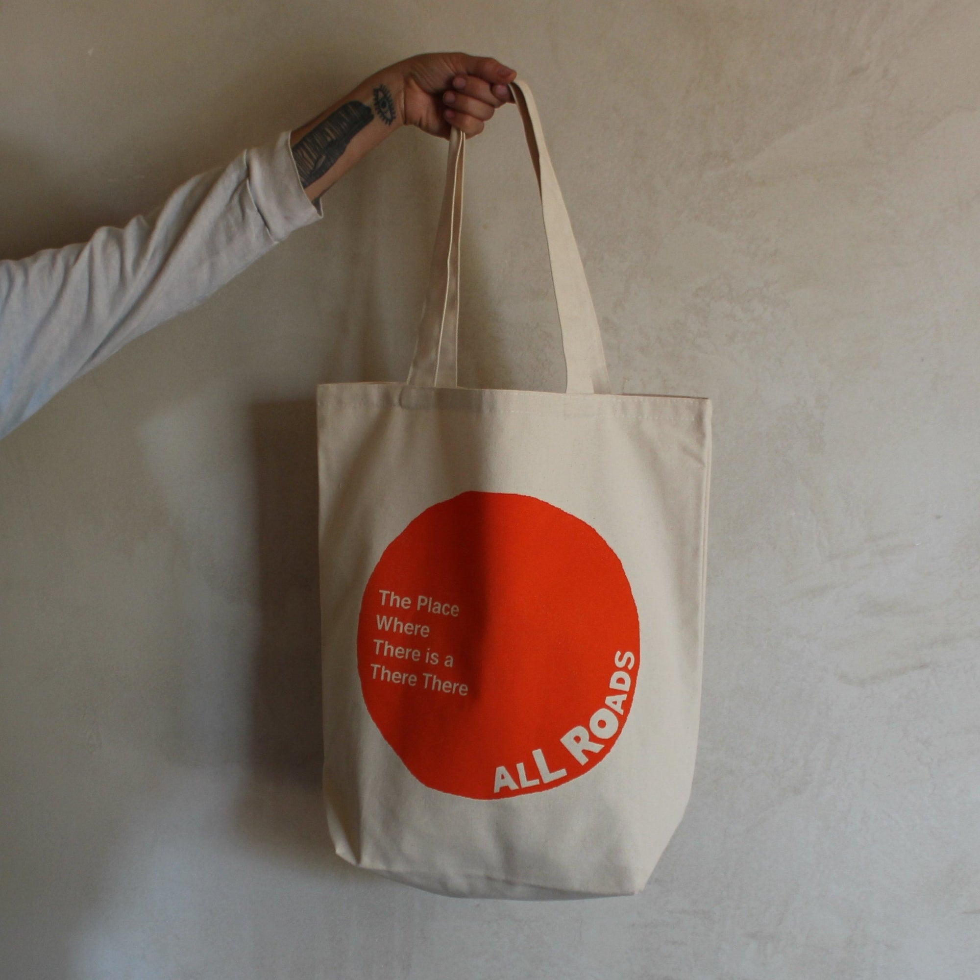 ALL ROADS, Placewares / All Roads Tote, - Placewares