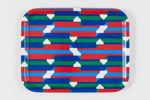 Jim Isermann @ Placewares, Medium Tray, Pattern 3 - Jim Isermann @ Placewares, - Placewares