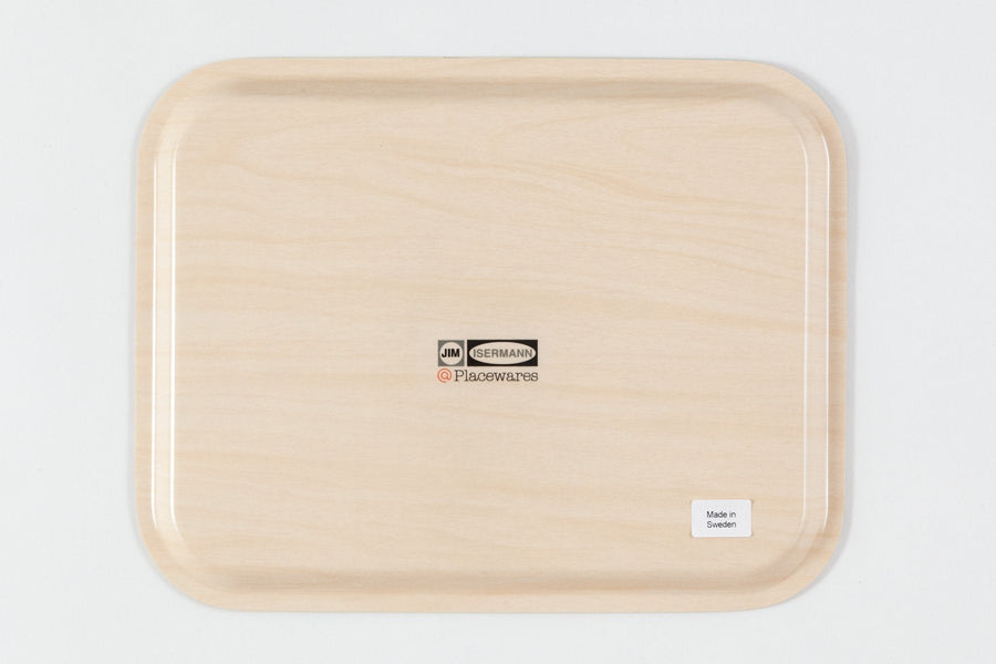 Jim Isermann @ Placewares, Medium Tray, Pattern 4 - Jim Isermann @ Placewares, - Placewares