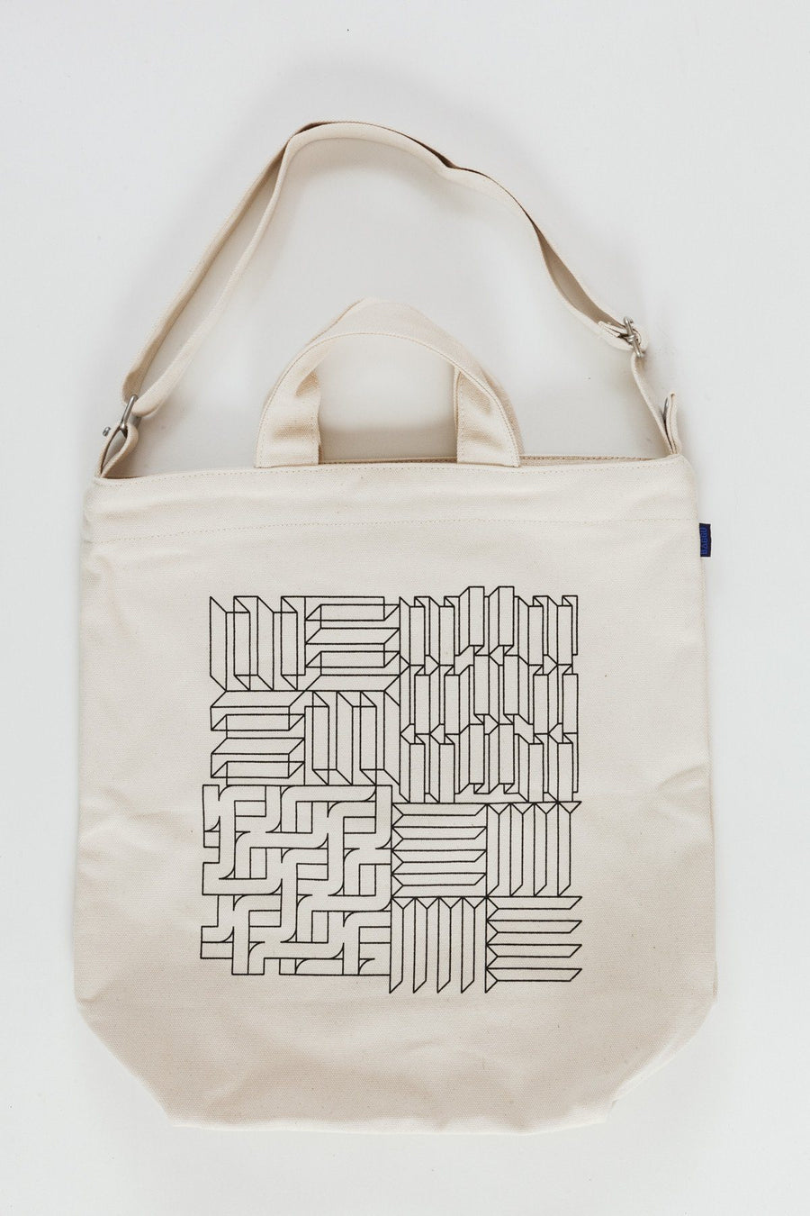 Jim Isermann @ Placewares, Bag, Duck Canvas Tote | Jim Isermann @ Placewares, - Placewares