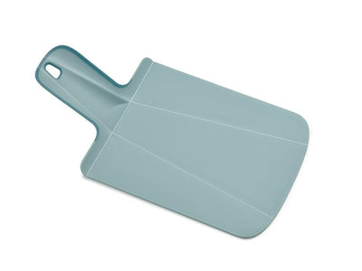 Joseph Joseph, Chop2Pot, Mini Folding Cutting Board, Mini / Light Blue- Placewares