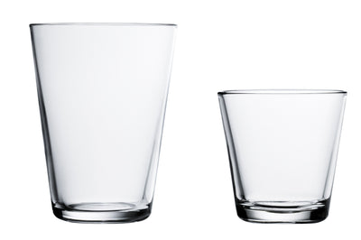 Iittala, Kartio Tumbler,  Set of 2, assorted colors, - Placewares