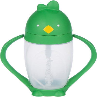 Lollaland, Lollacup, The Straw Sippy Cup - multiple colors, Good Green- Placewares