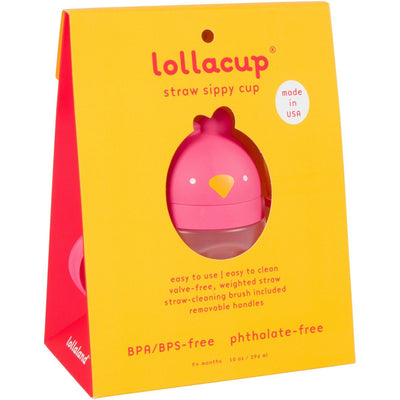 Lollaland, Lollacup, The Straw Sippy Cup - multiple colors, - Placewares
