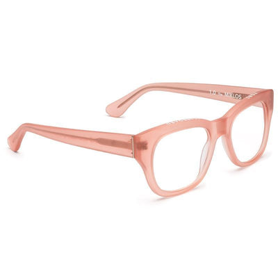 Caddis, Miklos Reading Glasses - Matte Pink, - Placewares