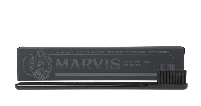 Marvis, Toothbrush, Black, - Placewares