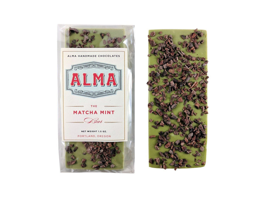 Alma, Matcha Mint Bar, - Placewares