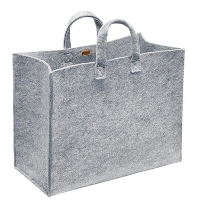 Iittala, Meno Felt Home Bags, assorted sizes, Large / Grey- Placewares